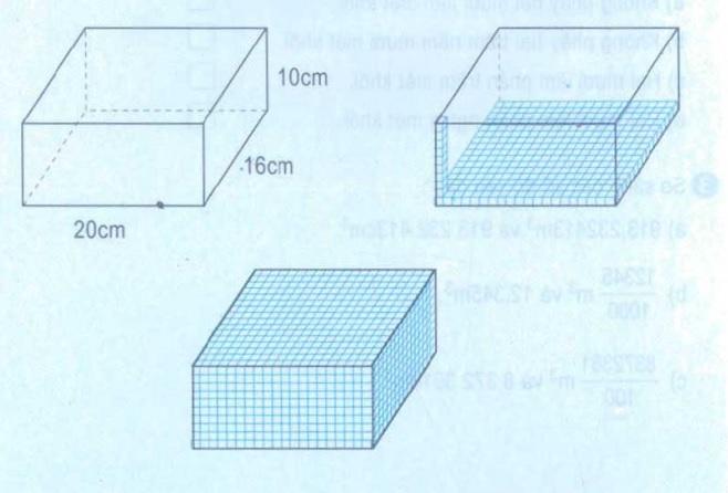 vị dụ chứng minh thể tích hình hộp chữ nhật